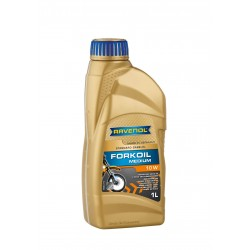 RAVENOL Fork Oil Medium 10W 1L