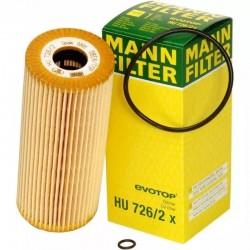MANN FILTRU ULEI HU726/2X