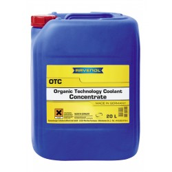 RAVENOL ANTIGEL ROSU OTC – Protect C12+ Concentrate 20L