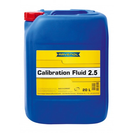 RAVENOL Calibration Fluid 2.5 20L