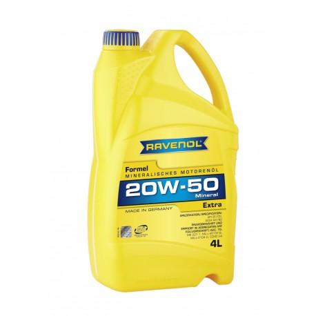 RAVENOL FORMEL EXTRA 20W-50