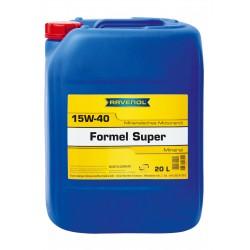 RAVENOL FORMEL SUPER 15W-40 20L