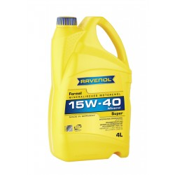 RAVENOL FORMEL SUPER 15W-40 4L