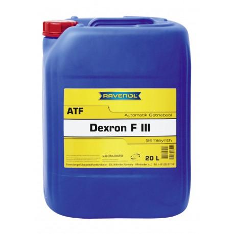 RAVENOL ATF DEXRON F III 20L