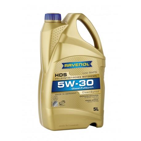 RAVENOL HDS SAE 5W-30 5L