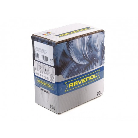 RAVENOL CVT Fluid 20L Bag in Box
