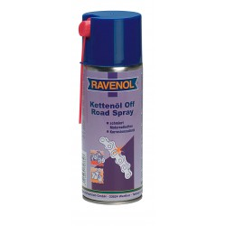 RAVENOL Kettenöl Off Road Spray 0.4L
