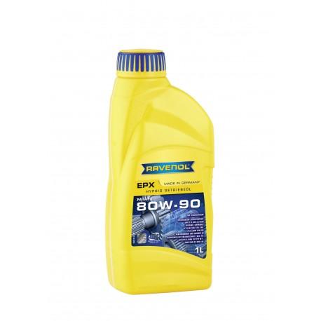 RAVENOL EPX SAE 80W-90 GL5 1L