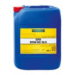 RAVENOL EPX SAE 80W-90 GL5 20L