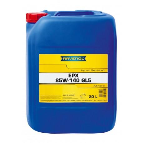 RAVENOL Hypoid EPX SAE 85W-140 GL5 20L