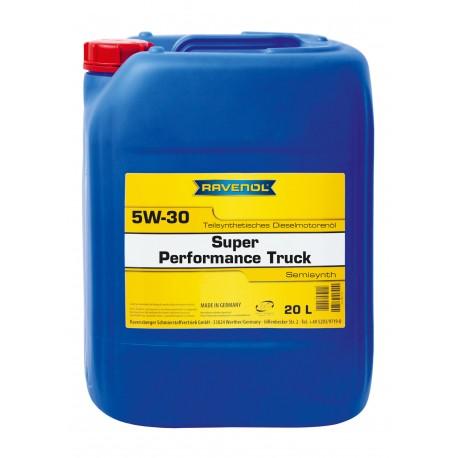 RAVENOL Super Performance Truck SAE 5W-30 20L