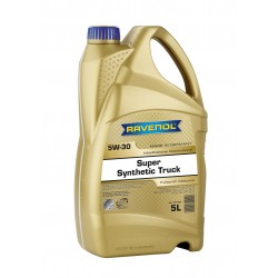 RAVENOL Super Synthetic Truck SAE 5W-30 5L