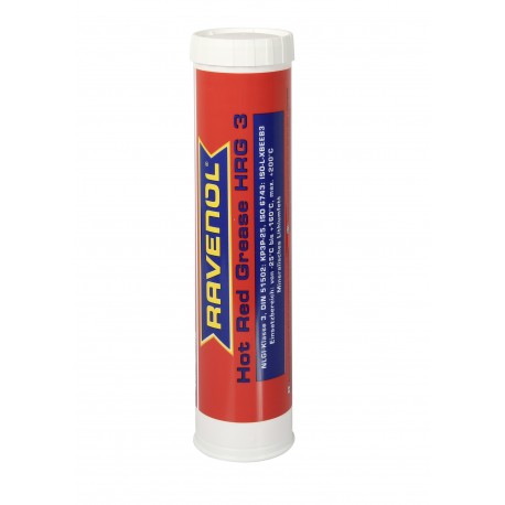 RAVENOL Hot Red Grease HRG 3 400g