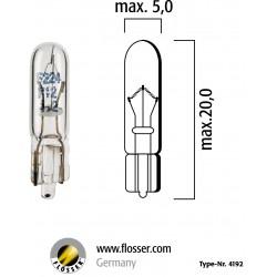 FLOSSER BEC 24V 1,2W W2