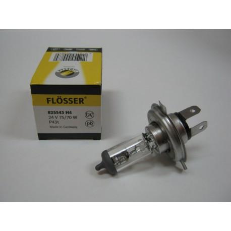 FLOSSER BEC H4 24V 75/70W
