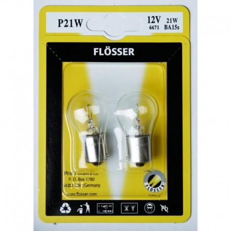 FLOSSER BEC P21W 12V 21W