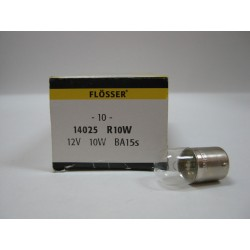 FLOSSER BEC R10W 12V 10W