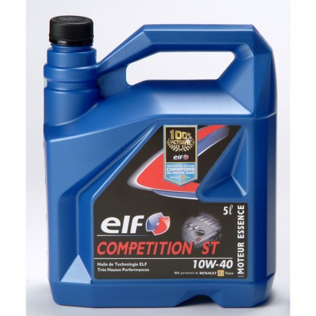 ELF COMPETITION STI 10W-40 5L