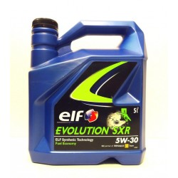 ELF EVOLUTION SXR 5W-30 5L