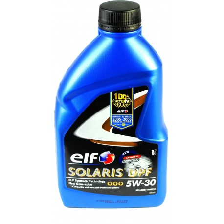 ELF SOLARIS DPF 5W-30 1L