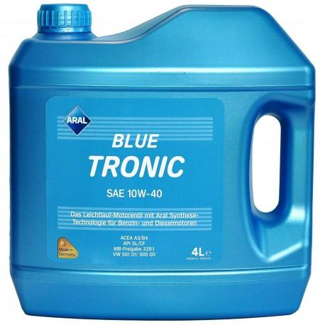 BLUE TRONIC  10W-40 4L