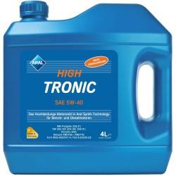 HIGH TRONIC 5W-40 4L