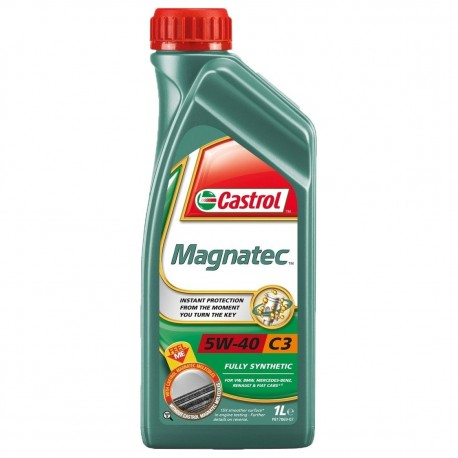 CASTROL Magnatec C3 5W-40 1L