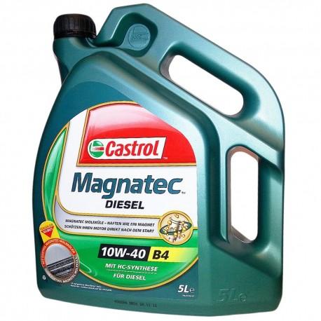CASTROL Magnatec Diesel 10W-40 B4 5L
