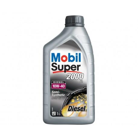 MOBIL SUPER 2000 X1 DSL 10W-40 1L