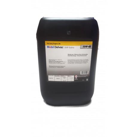 MOBIL XHP EXTRA 10W-40 20L