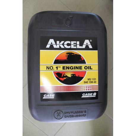 AKCELA No.1 Motoroil 15W-40 20L