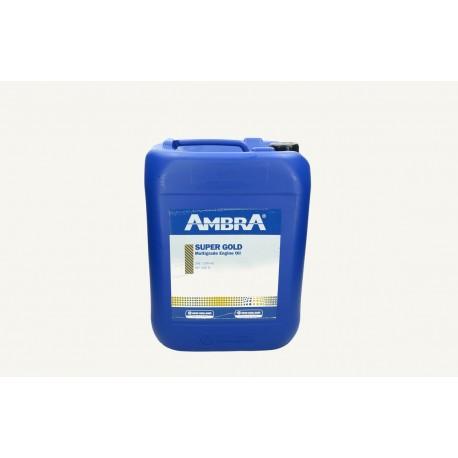 AMBRA Super Gold 15W-40 20L
