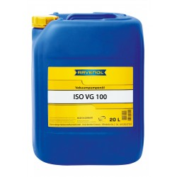 RAVENOL Vakuumpumpenöl ISO VG 100 20L