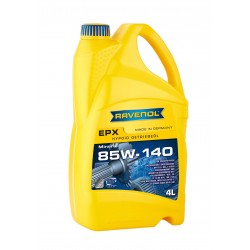 RAVENOL Hypoid EPX SAE 85W-140 GL5 4L