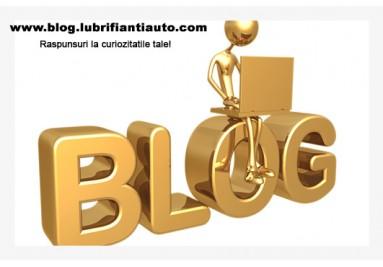 Blog Lubrifianti Auto